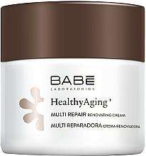 Fragrances, Perfumes, Cosmetics Anti-Aging Multi Repair Renovating Cream - Babe Laboratorios Healthy Aging Multi Repair Renovating Cream