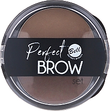Fragrances, Perfumes, Cosmetics Eyeshadow Set with Applicator - Bell Perfect Brow Set
