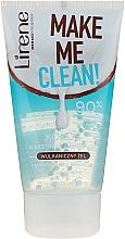 Fragrances, Perfumes, Cosmetics Voulcanic Coconut & Bamboo Cleansing Gel - Lirene Make Me Clean! Gel