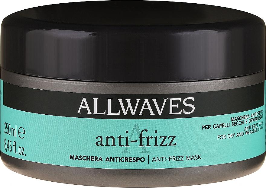 Wavy & Unruly Hair Mask - Allwaves Anti-Frizz Mask
