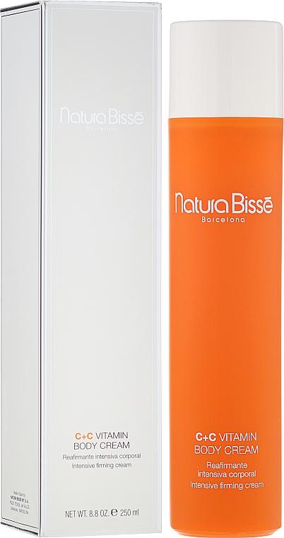 Vitamin Body Cream - Natura Bisse C+C Vitamin Body Cream — photo N1