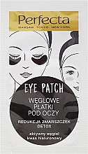 Fragrances, Perfumes, Cosmetics Charcoal Eye Patches - Dax Cosmetics Perfecta Eye Patch