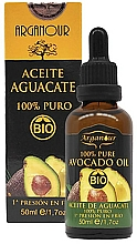 Fragrances, Perfumes, Cosmetics Face, Body & Hair Avocado Oil - Arganour Pure Organic Avocado Oil