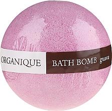 """Fragrances, Perfumes, Cosmetics Fizzy Bath Bomb """"Guava"""" - Organique Bath Bomb Guava"""