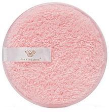 Fragrances, Perfumes, Cosmetics Reusable Makeup Remover Sponge, pink - Crystallove Makeup Remover