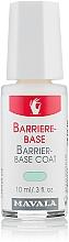 Fragrances, Perfumes, Cosmetics Protective Base Coat for Weak & Fragile Nails - Mavala Barrier-Base Coat