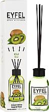 "Fragrances, Perfumes, Cosmetics Reed Diffuser ""Kiwi"" - Eyfel Perfume Reed Diffuser Kiwi"
