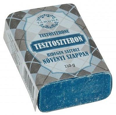 "Cold Pressed Soap ""Testosterone"" - Yamuna Testosterone Cold Pressed Soap"