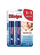 Fragrances, Perfumes, Cosmetics Set - Blistex MedPlus Stick Lip Balm SPF 15