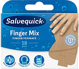 Fragrances, Perfumes, Cosmetics Fingers and Toes Plaster - Salvequick Finger Mix