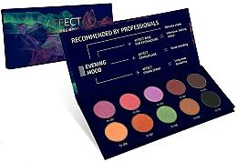 Fragrances, Perfumes, Cosmetics Pressed Eyeshadow Palette - Affect Cosmetics Evening Mood Eyeshadow Palette
