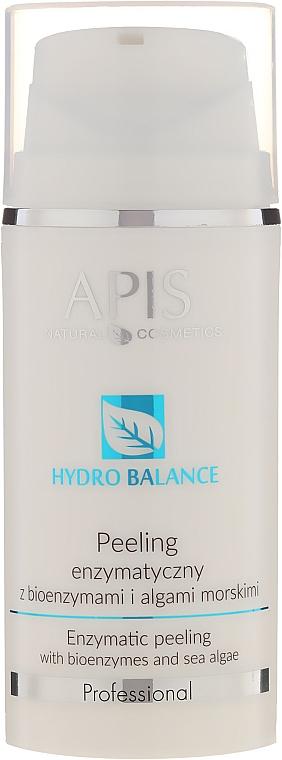 Enzyme Face Peeling - APIS Professional Hydro Balance Enzymatic Peeling