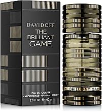 Fragrances, Perfumes, Cosmetics Davidoff The Brilliant Game - Eau de Toilette