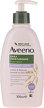 Fragrances, Perfumes, Cosmetics Body Lotion - Aveeno Daily Moisturising Lotion with Lavender