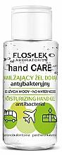 Fragrances, Perfumes, Cosmetics Antibacterial Hand Gel - Floslek Hand Care Moisturizing Hand Gel