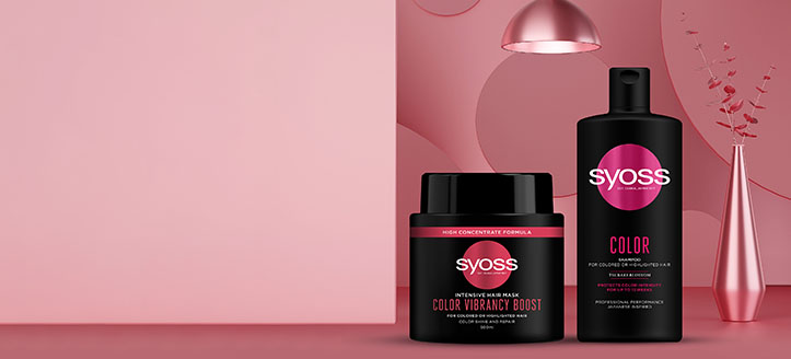 15% off Syoss promotional hair care products