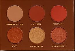 Fragrances, Perfumes, Cosmetics Eyeshadow Palette - Zoeva Caramel Melange Voyager