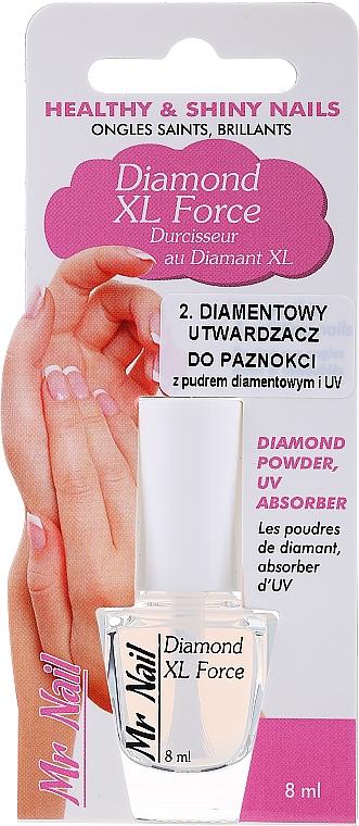 Diamond Powder & UV Filter Nail Strengthener - Art de Lautrec Mr Nail Diamond Xl Force