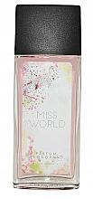 Fragrances, Perfumes, Cosmetics Vittorio Bellucci Miss World - Perfumed Deodorant
