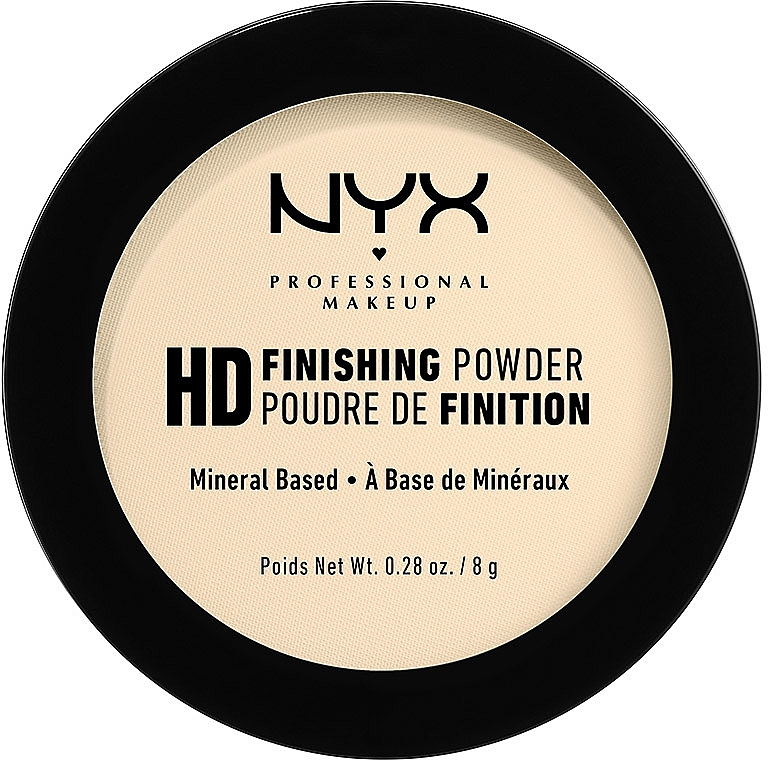 Setting Powder - NYX Professional Makeup High Definition Finishing Powder