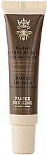 Fragrances, Perfumes, Cosmetics Honey Lip Balm - Panier Des Sens Regenerative Honey Lip Balm