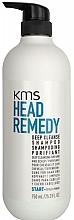 Fragrances, Perfumes, Cosmetics Deep Cleansing Shampoo - KMS California Head Remedy Deep Cleanse Shampoo