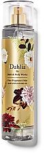 Fragrances, Perfumes, Cosmetics Bath And Body Works Dahlia - Perfumed Body Mist
