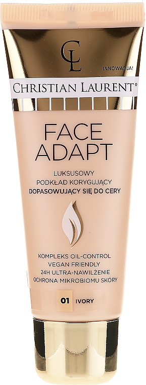 Smoothing Foundation - Christian Laurent Face Adapt