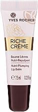 Fragrances, Perfumes, Cosmetics Ultra Nourishing Lip Balm - Yves Rocher Riche Creme Nutri-Plumping Lip Balm