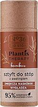 Fragrances, Perfumes, Cosmetics Peeling Foot Stick - Pharma CF No.36 Plantis Therapy Peeling Foot Stick