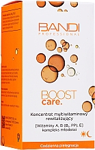 Revitalizing Face Concentrate - Bandi Professional Boost Care Revitalizing Multivitamin Concentrate — photo N2