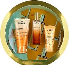 Fragrances, Perfumes, Cosmetics Nuxe Prodigieux Le Parfum - Set (edp/30ml + sh/oil/30ml + b/lot/100ml)