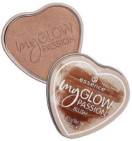 Blush - Essence My Glow Passion Blush — photo N2