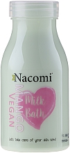 "Fragrances, Perfumes, Cosmetics Bath Milk ""Mango"" - Nacomi Milk Bath Mango"