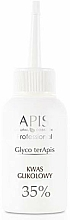 Fragrances, Perfumes, Cosmetics Glycolic Acid 35% - APIS Professional Glyco TerApis Glycolic Acid 35%