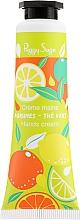 Fragrances, Perfumes, Cosmetics Hand Cream - Peggy Sage Agrumes-The Vert Hands Cream