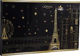 """Fragrances, Perfumes, Cosmetics Set """"Advent Calendar 2020"""" - L'Oreal Paris Advent Calendar 2020"""