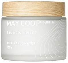 Fragrances, Perfumes, Cosmetics Moisturizing Maple Water Face Cream - May Coop Raw Moisturizer