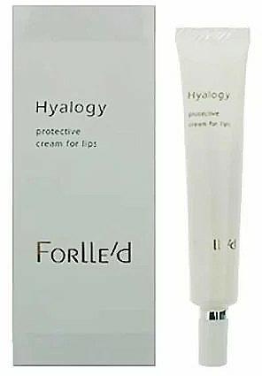 Lip Cream - Forlle'd Hyalogy Protective Cream For Lips — photo N1