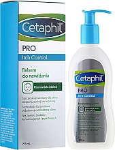Fragrances, Perfumes, Cosmetics Moisturizing Face & Body Balm - Cetaphil Pro Itch Control Moisturizing Lotion