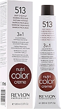 Fragrances, Perfumes, Cosmetics Toning Mask - Revlon Professional Nutri Color Creme 3 in 1