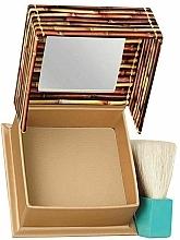 Fragrances, Perfumes, Cosmetics Face Bronzing Powder - Benefit Hoola Matte Bronzing Powder
