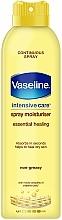 Fragrances, Perfumes, Cosmetics Moisturizing Body Spray - Vaseline Intensive Care Essential Healing Spray Moisturiser