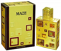 Fragrances, Perfumes, Cosmetics Al Haramain Maze - Eau de Parfum