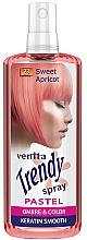 Fragrances, Perfumes, Cosmetics Tinted Hair Spray - Venita Trendy Pastel Spray