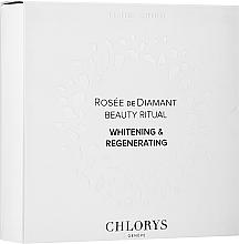 Fragrances, Perfumes, Cosmetics Set - Chlorys Rose de Diamant Beauty Ritual (f/emulsion/12ml + f/serum/10ml)