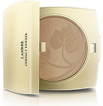 Fragrances, Perfumes, Cosmetics Pressed Face Powder - Lambre Classic Compact Powder