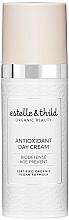 Fragrances, Perfumes, Cosmetics Nourishing Day Face Cream - Estelle & Thild BioDefense Antioxidant Day Cream
