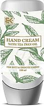 Fragrances, Perfumes, Cosmetics Tea Tree Hair Cream - Brazil Keratin Hand Cream With Tea Tree Oil