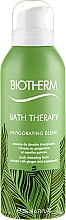 """Fragrances, Perfumes, Cosmetics Bubble Bath """"Ginger and Mint"""" - Biotherm Bath Therapy Invigorating Blend Shower Foam"""